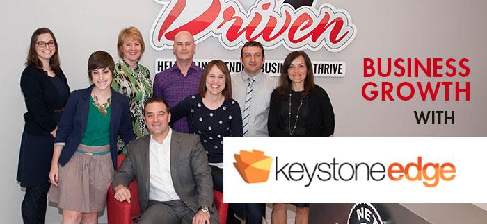 Keystone Edge Talks Growth with Net Driven