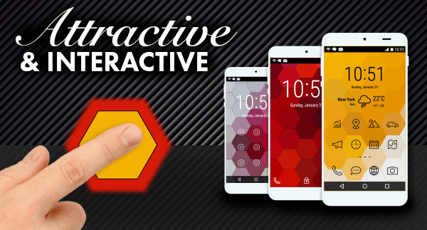 Attractive & Interactive