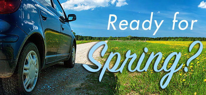 Spring Driving Readiness