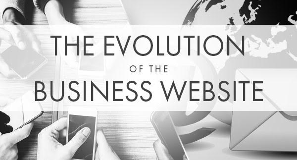 The Evolution of the Business Website