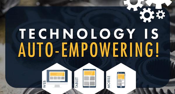 Feel the Power of Internet Technology