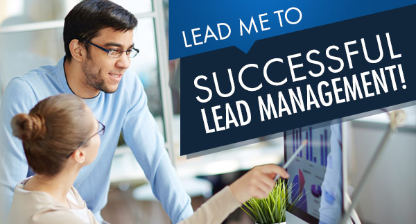 Lead Me to Successful Lead Management