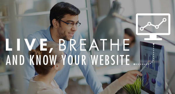 Live, Breathe and Know Your Web Design