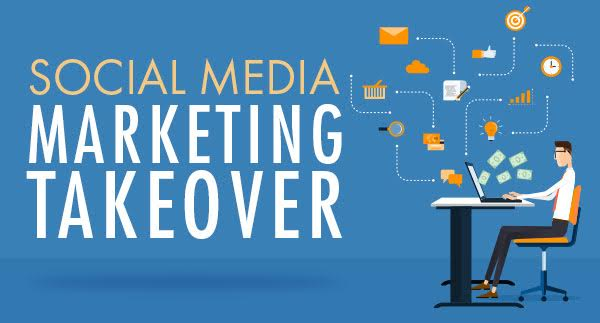 Social Media Marketing Takeover
