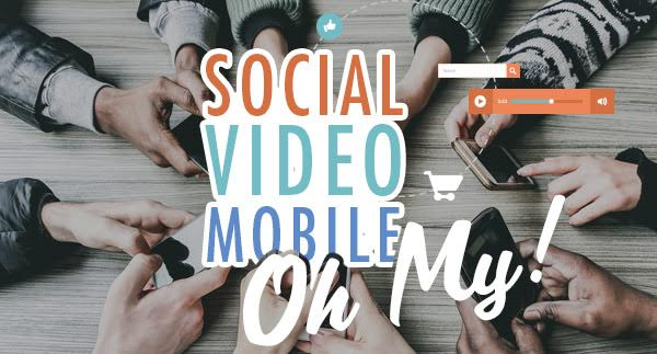 Digital Marketing Strategies with Social, Mobile & Video!