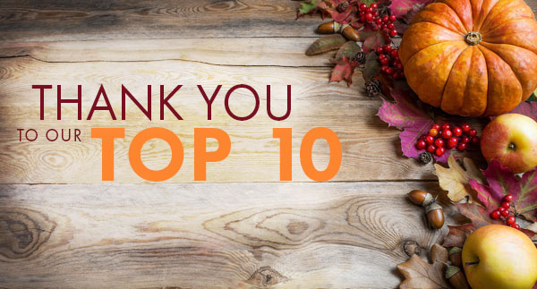 What Digital Marketing Providers are Thankful for